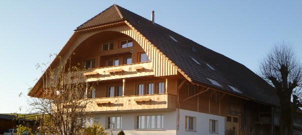 Umbau Bauernhaus