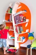 Bcherregal frs Kinderzimmer - Wandregal Light Line bei ...