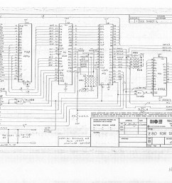 8088 co processor board for b series machines reverse engineered by ruud baltissen http ruud c64 org 8256043 01of14 left gif cbm ii lp schematic  [ 6556 x 5091 Pixel ]
