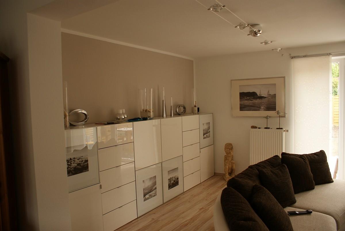 Wohnzimmer Wohnzimmer  Unser neues Zuhause
