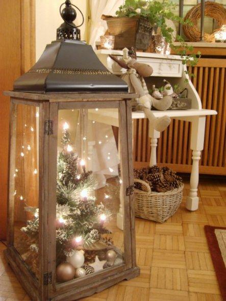 Weihnachtsdeko esszimmer weihnachtlich