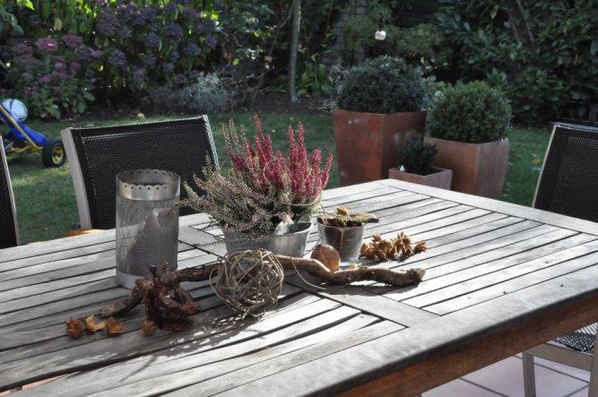 Terrasse Balkon 'Terrasse' So Wohnen Wir Zimmerschau