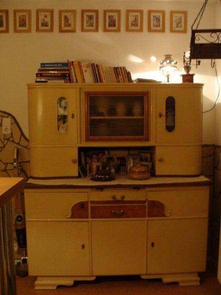 Kche Country Kitchen  Wohnung 50er Jahre sucht  Bellis  Zimmerschau