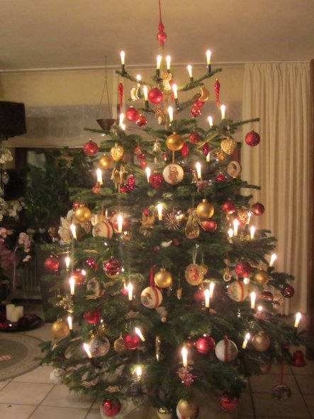 Weihnachtsdeko Weihnachten  Trautes Heim