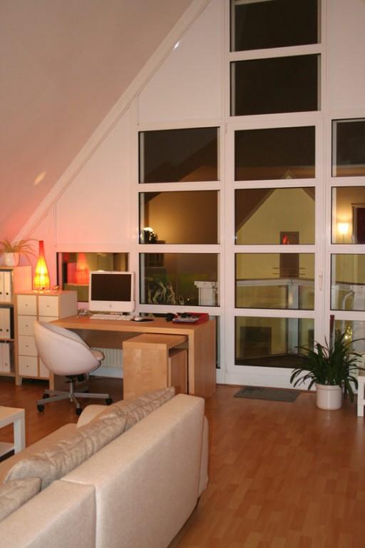 Wohnzimmer Wohn Schlaf und Arbeitszimmer  Mein kleines Reich  Zimmerschau