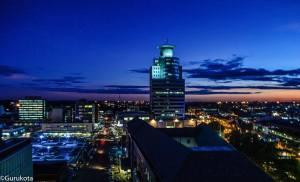 harare skyline by dzenga visuals