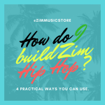 Five practical ways that we can all contribute to Zim Hip Hop with