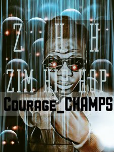 COURAGE CHAMPS 1 IN THE GAME