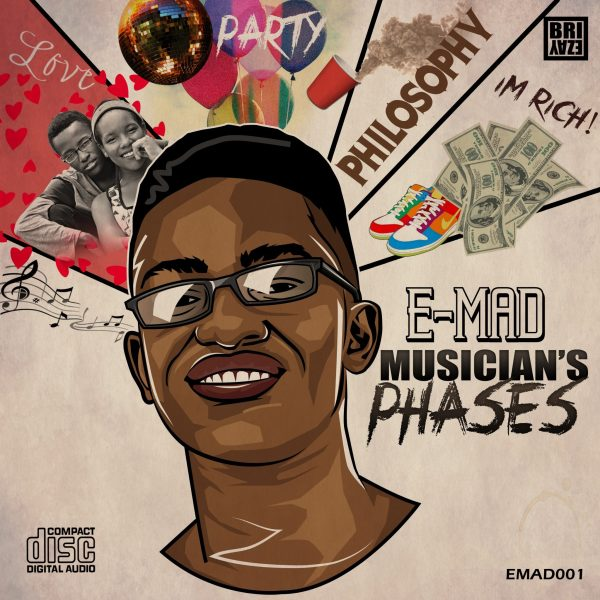 E-Mad Musician's Phases