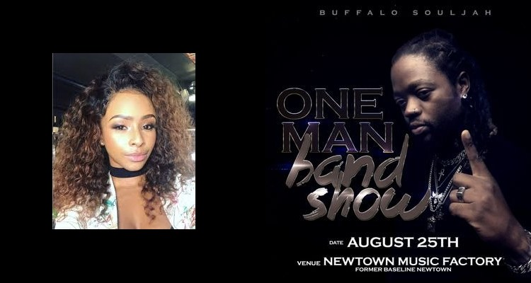 Buffalo Souljah Reveals Majestic  Acts For #OneManBandShow