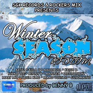 Rockers Mix Presents: Winter Season Riddim (Prod. by Benny B) (SGK Records)