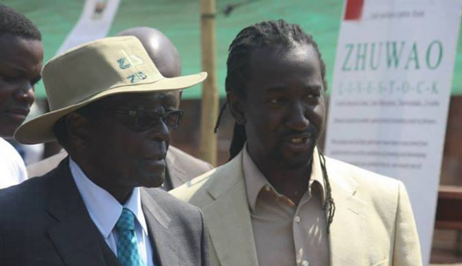 Exiled Patrick Zhuwao told to come and bury Uncle Mugabe