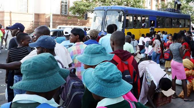 "Women face assaults on public ""Zupco buses"""