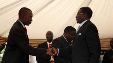 Photo of Nelson Chamisa applauds Robert Mugabe's stance on homosexuality