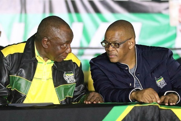 Undocumented Foreigners and Those Who Commit Crime in SA 'Must Actually Be Dealt With' – Magashule