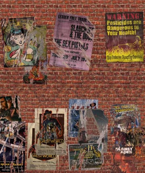 Hang Posters on Walls – The Best Way