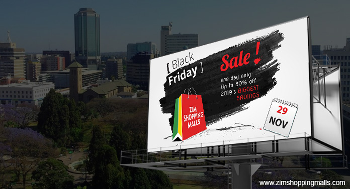 Black Friday in Zimbabwe
