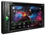 Pioneer AVH-A205BT car radio - supa car sounds