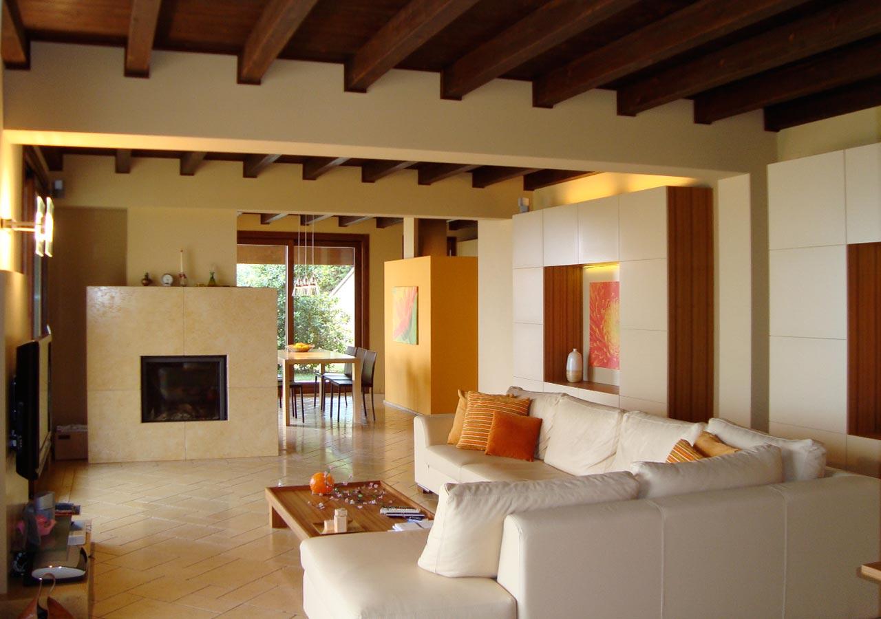 Ristritturazione casa anni 60  Zinetti  Toscolano Maderno Lago di Garda