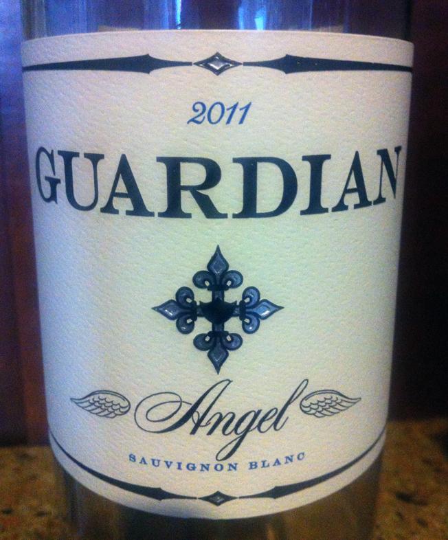 2011 Guardian Cellars Angel