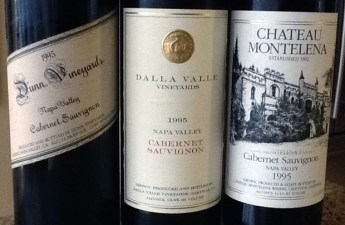 1995 California Cabernet Sauvignon