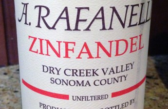 2006 Rafinelli Dry Creek Zinfandel