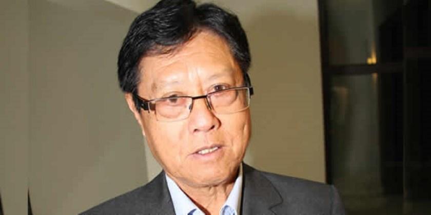 Philippe Hao Thyn Voon, président du Comité olympique mauricien (COM) dans la tourmente