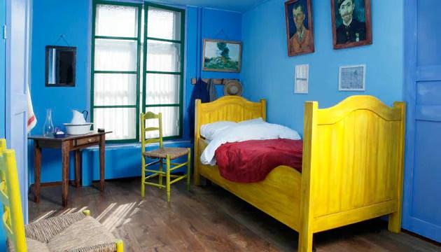 Dormire in un dipinto di Van Gogh allHotel Riche in Olanda  Idee di viaggio  Zingaratecom