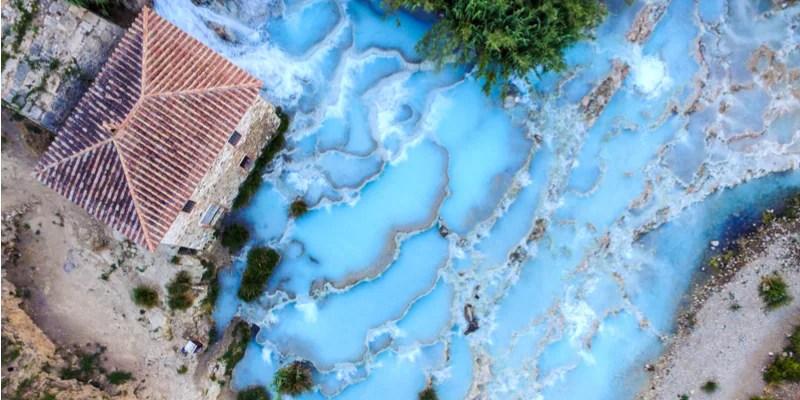 Bagno Caldo Acqua E Sale