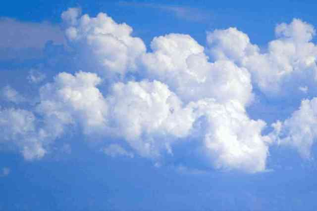 Animated Clouds Background Website