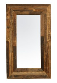 Modern Rustic Floor Mirrors - Zin Home BlogZin Home Blog