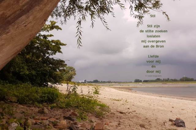 meditatief gedicht