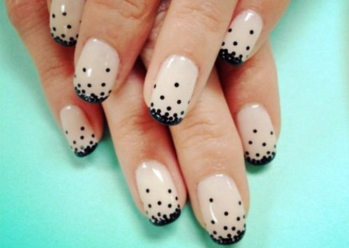 easy-nails-ideas Manikiūras 2013 metais!