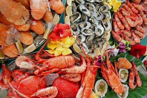 Juros-gerybes Stebuklingas vertingiausių maisto produktų sąrašas. Ką valgyti sveikiausia?