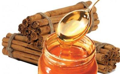 cinamonas ir medus