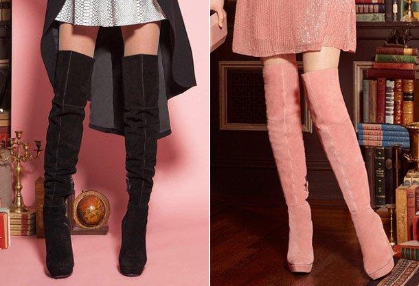 Shoes-trends-2017-boots Madingos moteriškos avalynės tendencijos 2017
