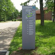 Die Herwig-Blankertz-Schule in Wolfhagen bekommt ein Leitsystem