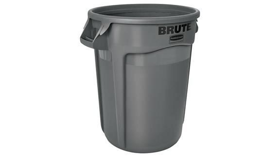 contenedor tacho bote de basura rubbermaid brute