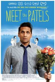 movie poster of Meet the Patels