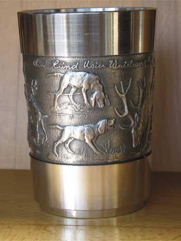 Auszeichnung für Jagdhundeführer