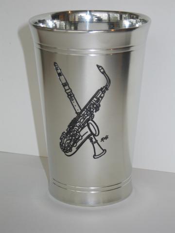 Saxaphon x Klarinette