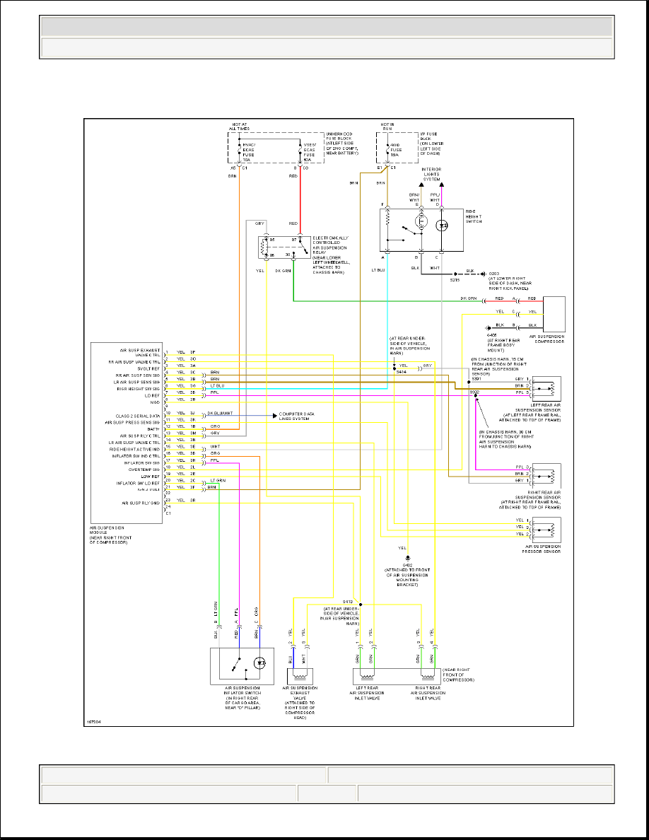 hight resolution of 2004 hummer h2 system wiring diagrams