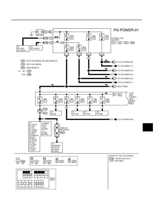 small resolution of infiniti m35 wiring diagram wiring libraryinfiniti m35 wiring diagram
