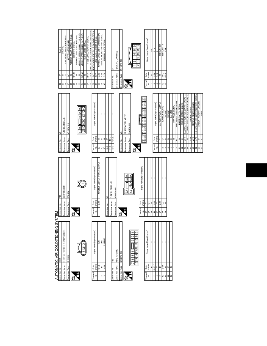 hight resolution of infiniti qx56 z62 manual part 791 infiniti qx56 air conditioning diagram