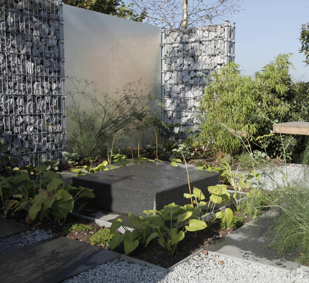 sichtschutz terrasse metall filout garten seite sichtschutz, Gartenarbeit