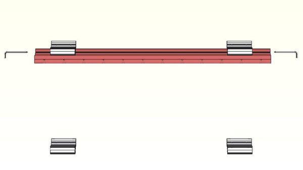 Zinterlock Kit Z1200HS
