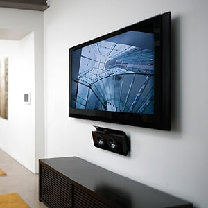 Mount TV, big screens and other appliances with Zinterlock