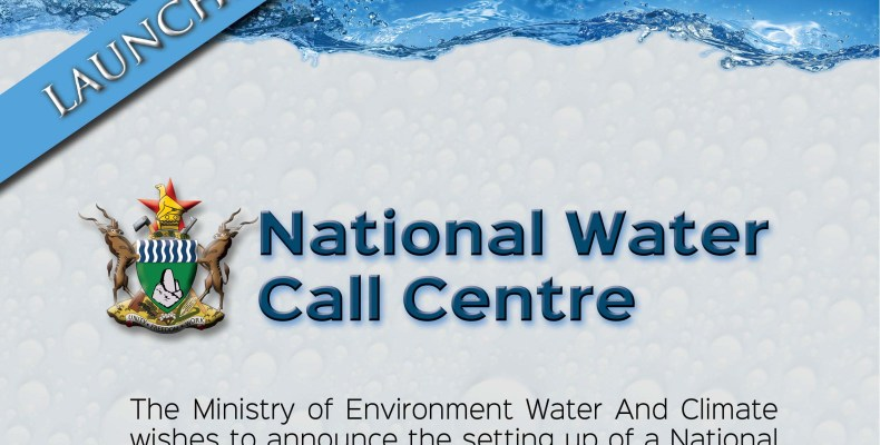 National Water Call Centre Launched