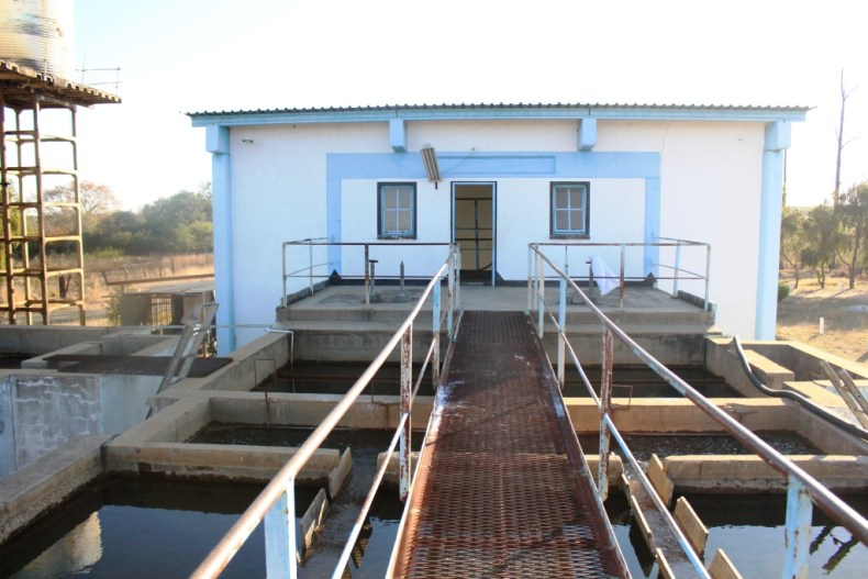Gutu Water Supply Station prior to commencement of expansion works (9)
