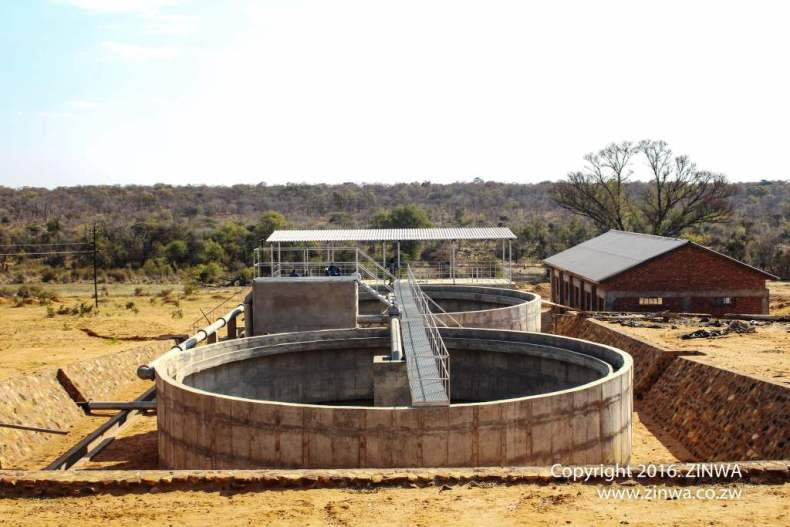Lupane Water Supply Waterworks